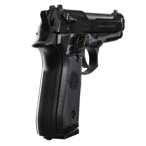 A Beretta with the Digital Counter from Radetec