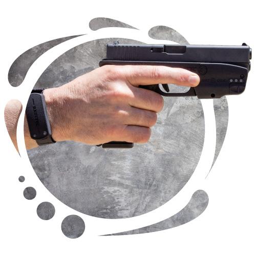 smart gun circle